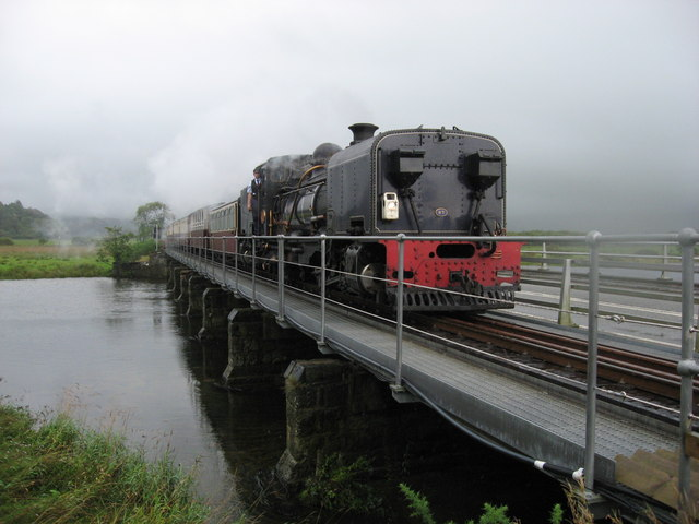 WHR at Pont Croesor