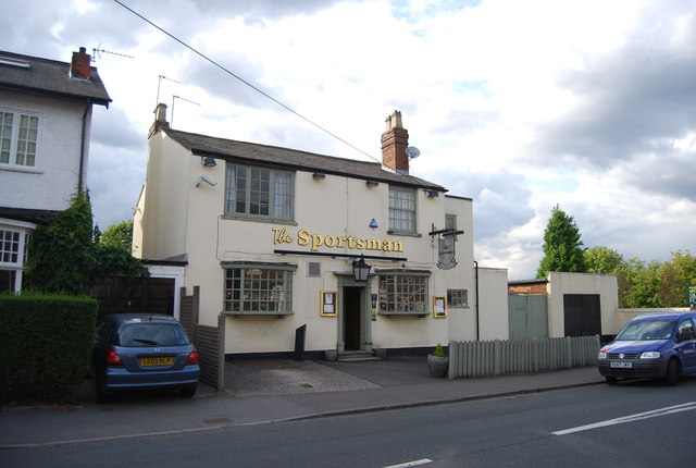 The Sportsman, Metchley Lane