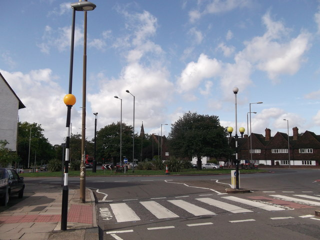 Well Hall Roundabout