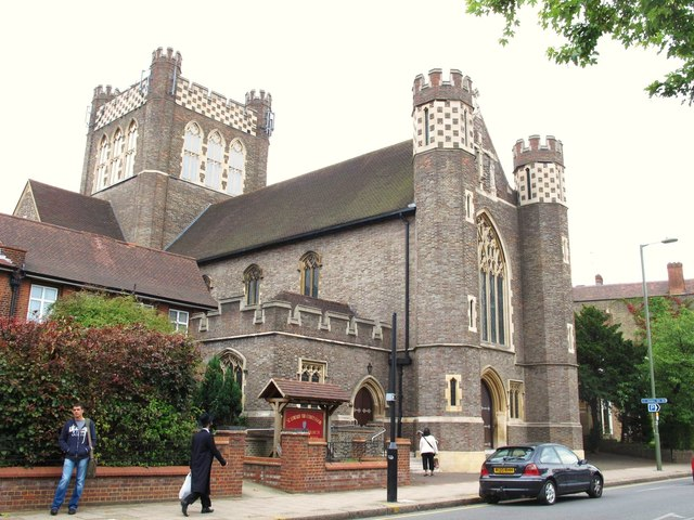 The Church of St. Edward The Confessor, Finchley Road, NW11