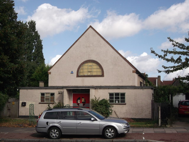 The Frankie Howerd Centre, Eltham