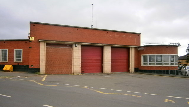 Parkhead Fire Station