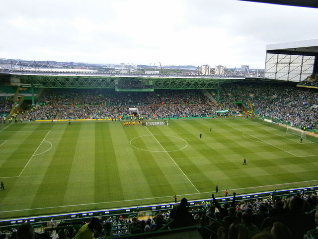 Match Day Celtic Park