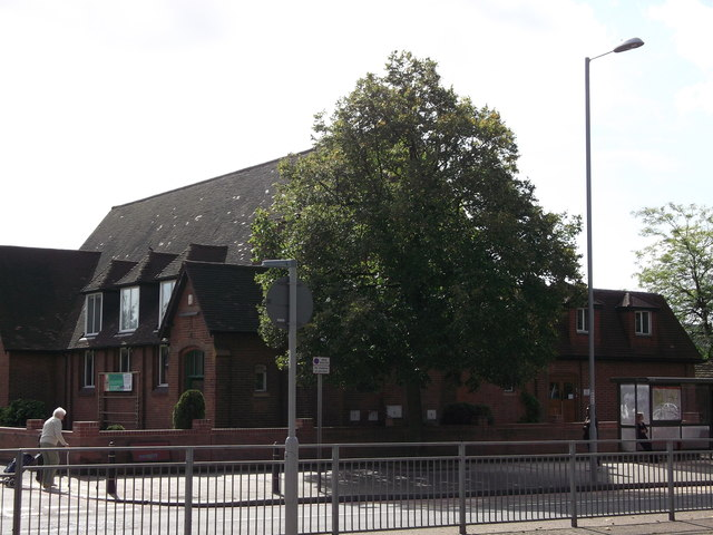 Elham Green Community Church