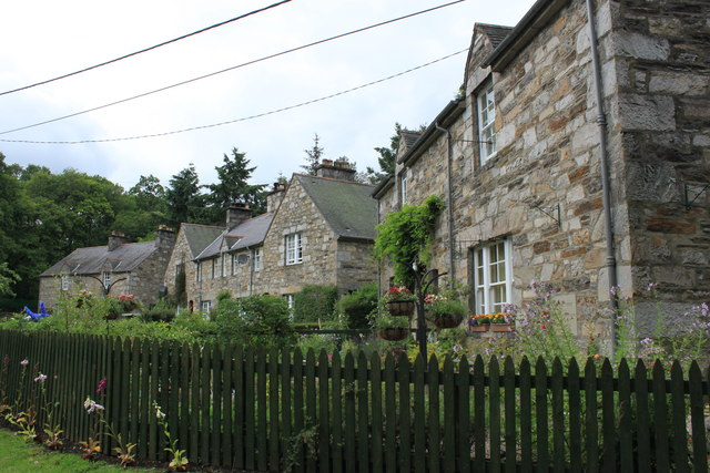Rie-Achan Road  Pitlochry