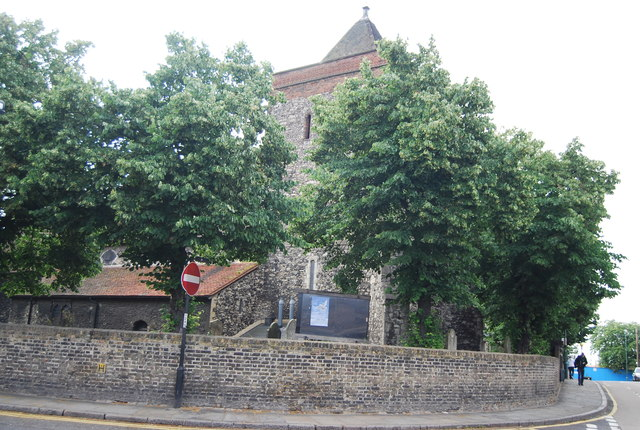 Church of St Helen and St Giles, Rainham