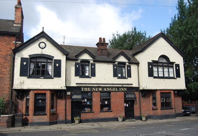 The New Angel Inn, Rainham