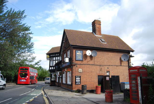 The Bell, Rainham