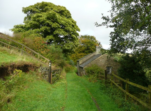 Old Castle Farm, Mytholmroyd