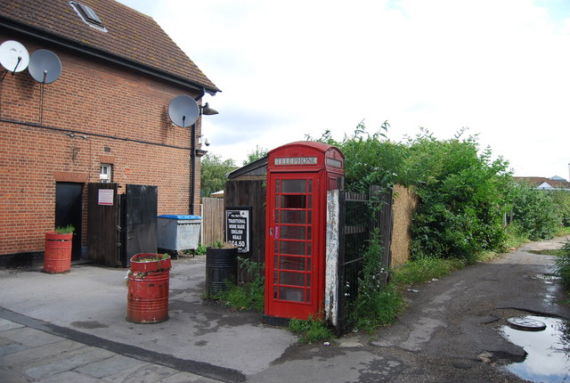 K6 telephone Kiosk
