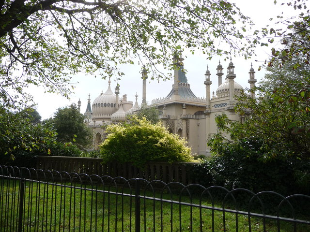 Part of the Royal Pavilion, Brighton