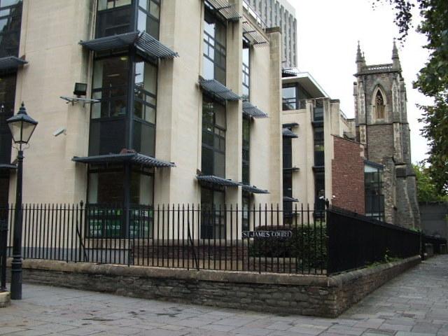 St James Court