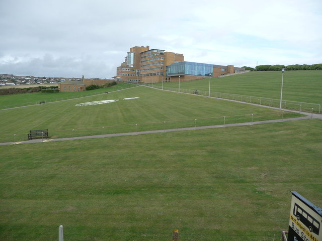 Part of the St Dunstan's National Centre, Ovingdean
