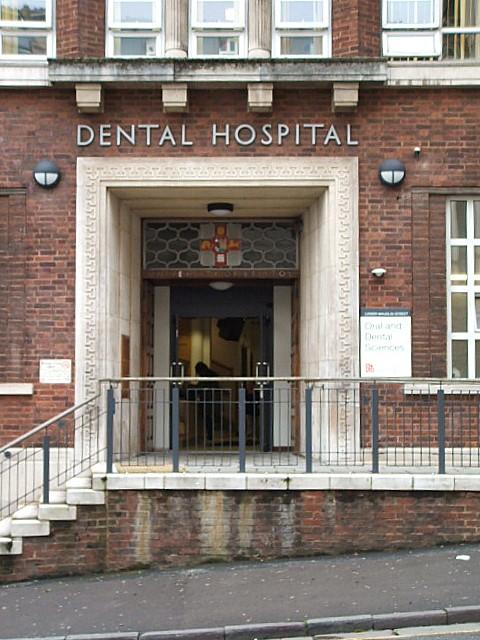 Dental Hospital Bristol City Centre