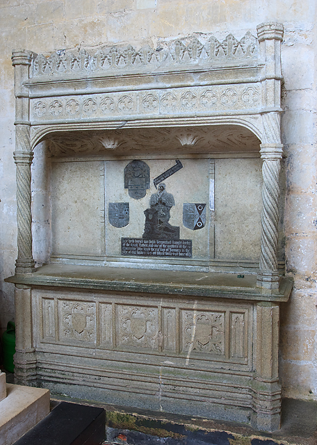 Tomb of Sir John Tregonwell - Milton Abbey