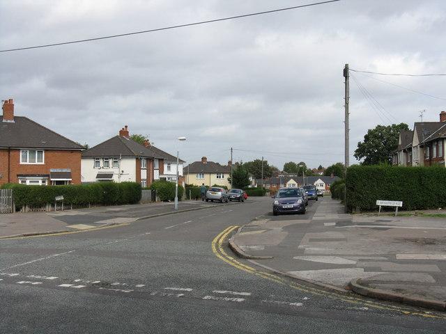 Briarfield Road