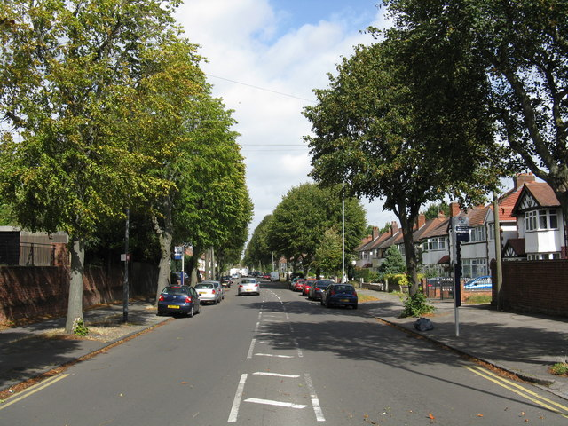 Cateswell Road