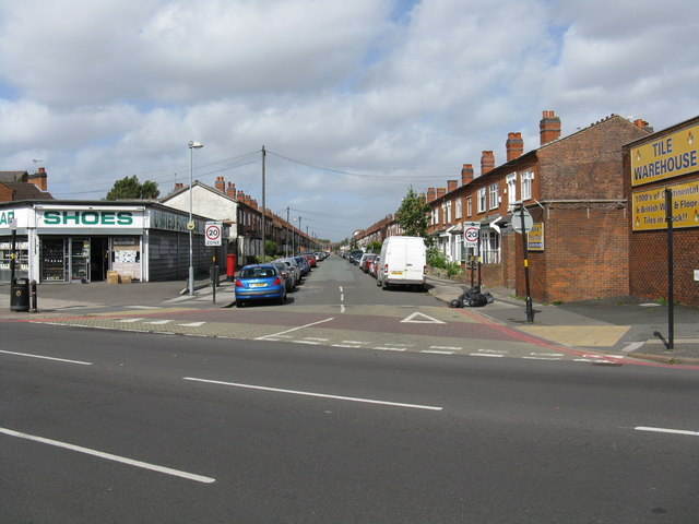 Knowle Road