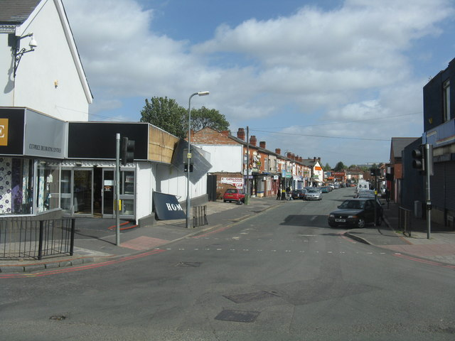 Forman's Road, Sparkhill