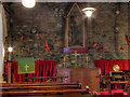 SN1300 : St Julian's Church, Altar and East Wall by David Dixon