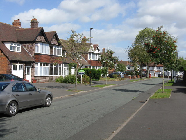 Hall Green - Wycome Road