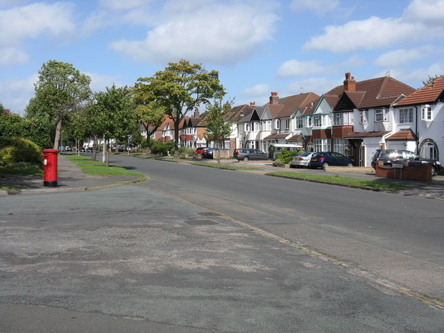 Hall Green - Shirley Road