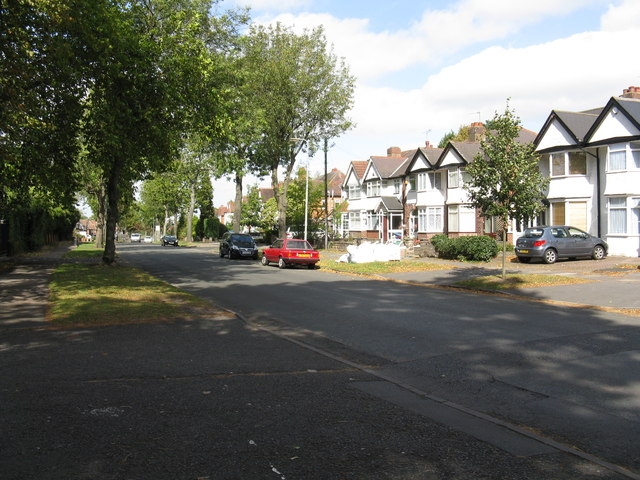 Shirley Road