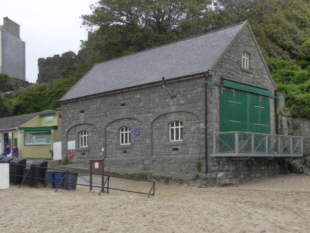 Former Lifeboat Station, Tenby