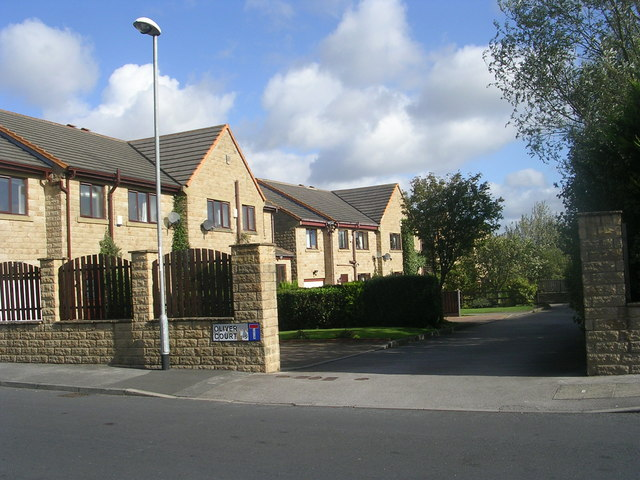 Oliver Court - Hodgson Lane