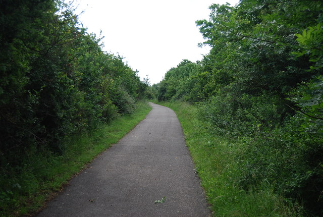 LOOP in Hornchurch Country Park