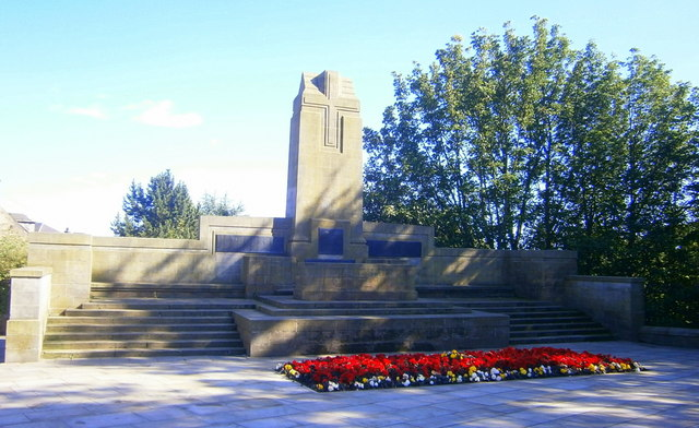 War Memorial, Dunfermline