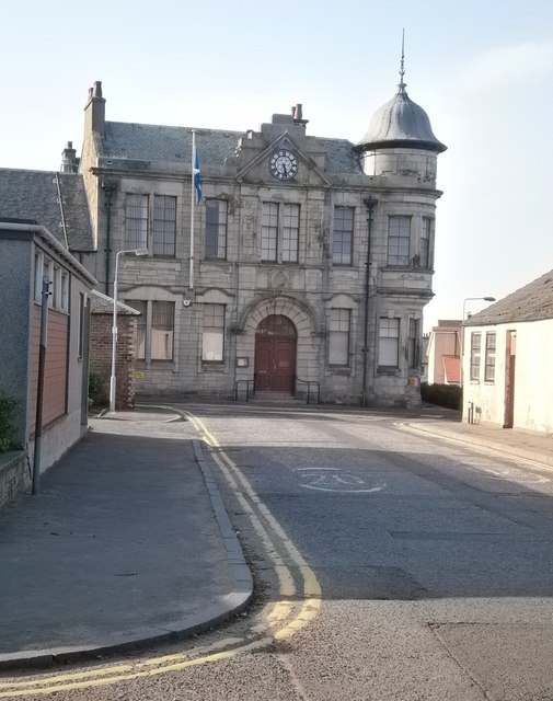 Lochgelly Town House