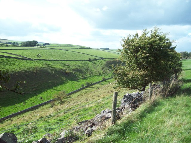 Overlooking Hay Dale