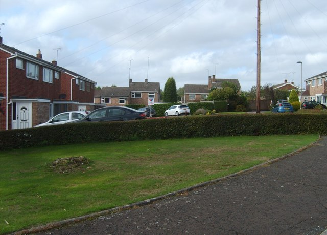 Linfield Gardens Scene