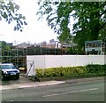 SJ8480 : Development, Knutsford Road, Wilmslow by Alex McGregor