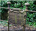 J3872 : Grave marker, Knock Burial Ground by Rossographer