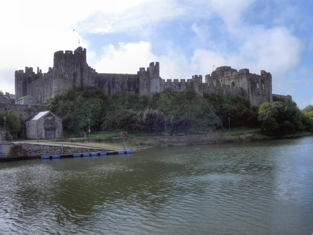 Pembroke Castle