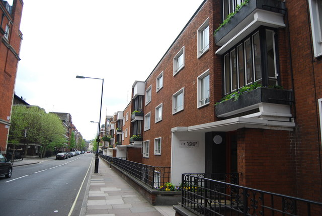 Vincent Court, Seymour Place