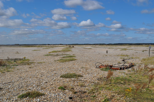Orfordness Shingle