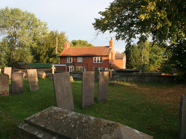 Tithby cottages