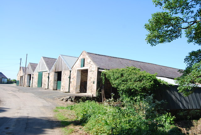 Storage barns, Brunton