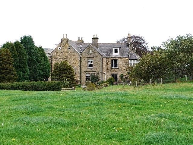 Eltringham House