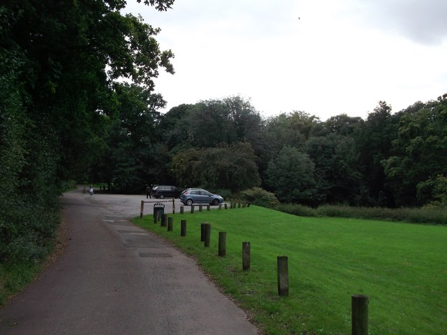 Car Park in Eltham Common