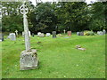 SP9019 : Early September in Mentmore Churchyard (8) by Basher Eyre
