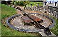 J5081 : Miniature railway, Bangor (5) by Albert Bridge
