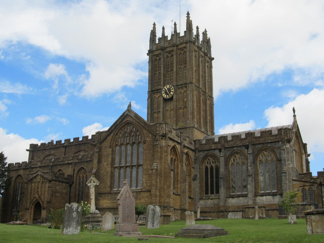 St Mary's Minster, Ilminster