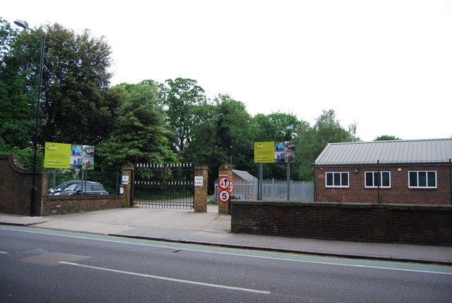 Scout Hut, Richmond Rd