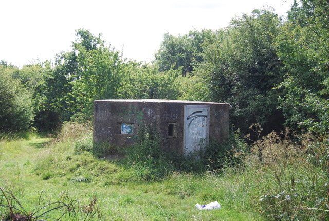 Pillbox, Hornchurch Country Park