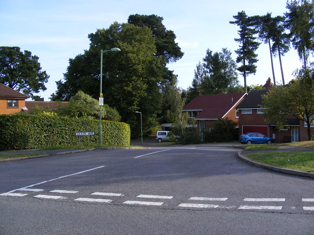 Saxon Way, Woodbridge
