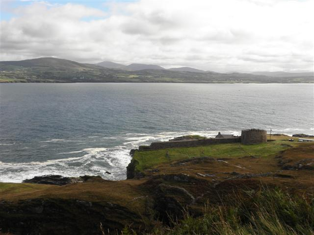 Martello tower, Binnadreen